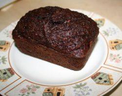 Chocolate Bran Muffins recipe
