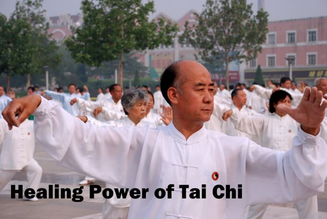 Healing Power Tai Chi