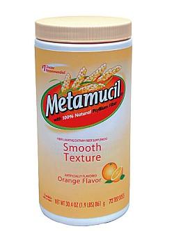 Metamucil for loss