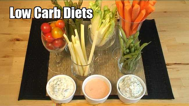 A low carb diet will lead to a high protein diet