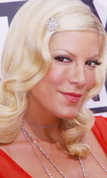 How did Tori Spelling lose weight?