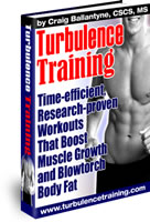 Sample Turbulence Training Workout