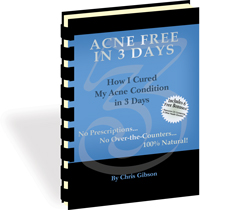 Acne Free in 3 Days – Review