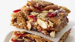 chewy shreddies granola bar