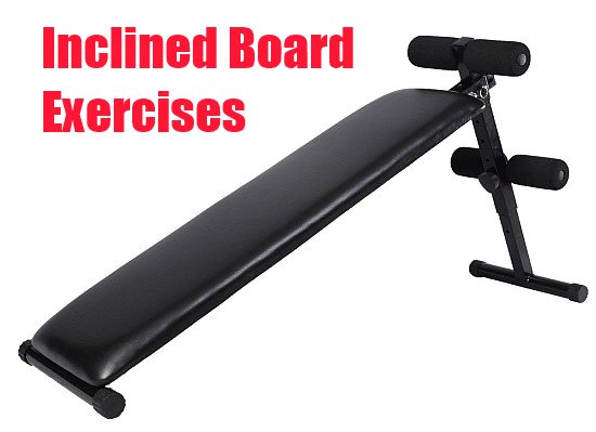 inclined board
