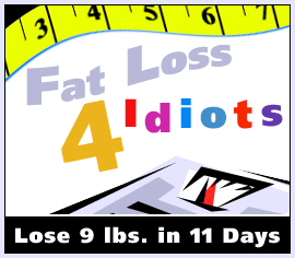 fat loss for idiots success