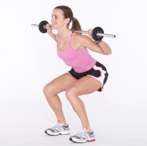 Women's Weight Training Tips