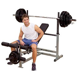 Bench Press Tips
