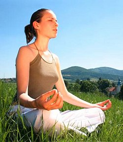 Meditation as Stress Relief?