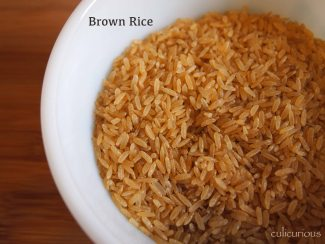 Pre Soaked Brown Rice