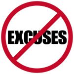 What is your excuses for  loss?