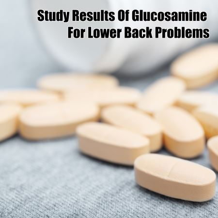 Glucosamine for Back problems in Doubt?