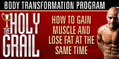 Holy Grail Body Transformation Program