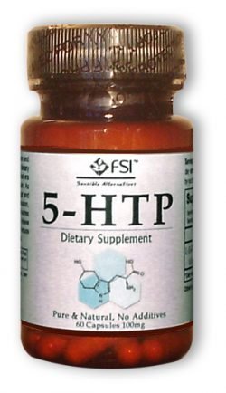 Why 5-HTP May Be Better To Treat Depression