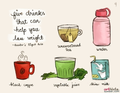 drinks to lose weight