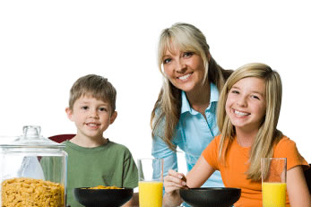 Reduce Kids Salt Intake
