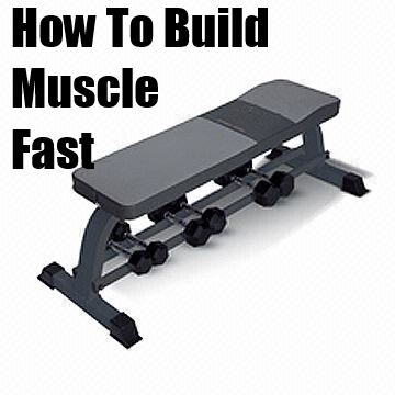 How To Build Body And Muscle Fast