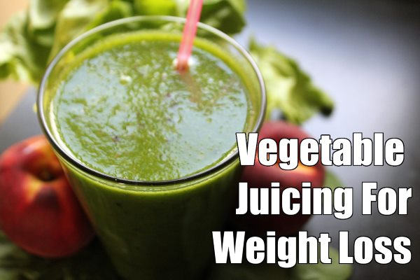 vegetable juicing for weight loss
