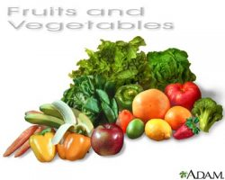 Vegetable Color and Nutrients