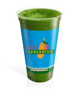 Drinking Green Drinks