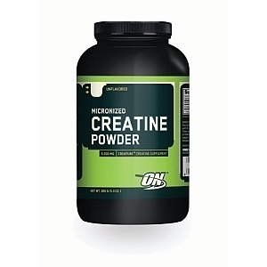 Optimum Nutrition Creatine Powder Review