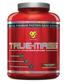 BSN True-Mass Ultra-Premium AM to PM Lean Mass Gainer Review