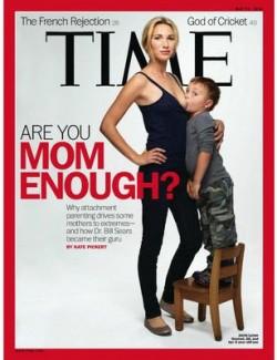 Time Magazine Breastfeeding Cover