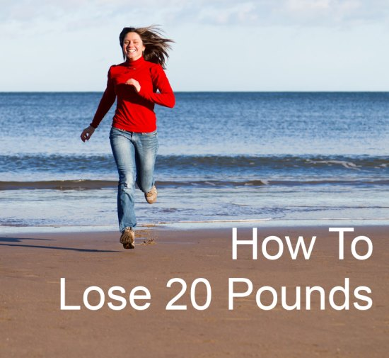 how to lose 20 pounds