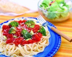 pasta-with-brocolli