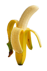 Bananas are high in Potassium
