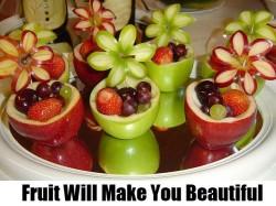 Fruit Will Make you Beautiful
