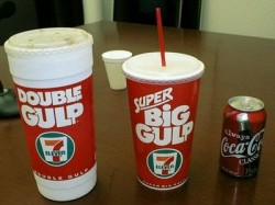 super big gulp