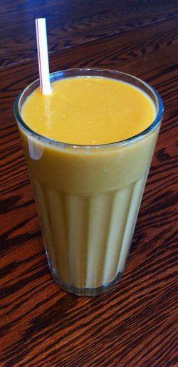 saturday smoothie