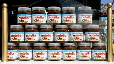 nutella shortage