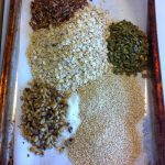 first granola bar ingredients