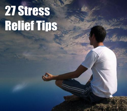 Here are some great tips to reduce and handle stress better to have a happier and healthier life.