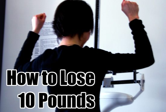 How to Lose 10 Pounds - A Few Great Steps and Ideas