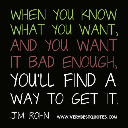 The Magic of Action – How To Get What You Want And Be Inspired Doing It
