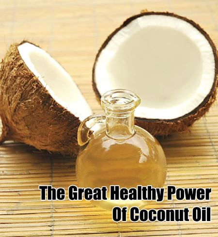 power of coconut oil
