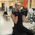 shoulder dumbell press