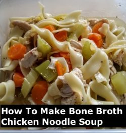 Making Bone Broth at Home