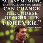 You Control The Change In Your Life