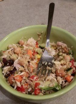 Quick and Tasty Quinoa Salad