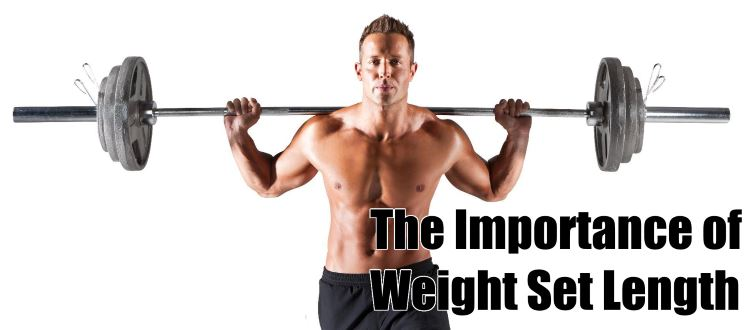 Importance of Weight Set Length