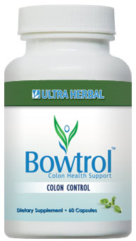 Bowtrol Natural Colon Care