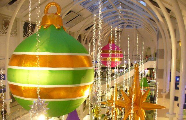 Healthy Christmas Shopping