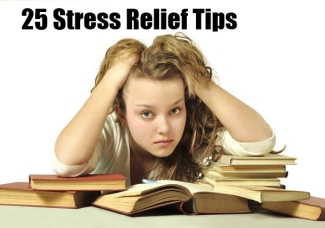 25 Stress Relief Tips