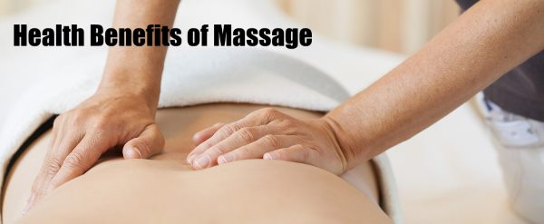 Health Benefits of Massage