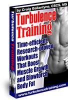 Sample Turbulence Training Workout