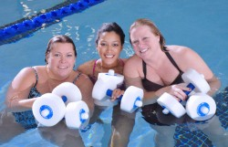Water Aerobics - great form of exercise